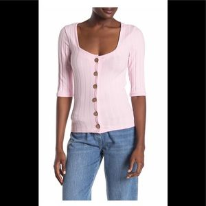 Free People Central Park Top